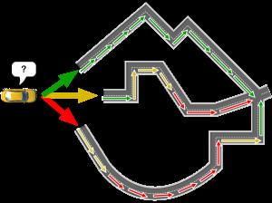 Разработка маршрута доставки грузов