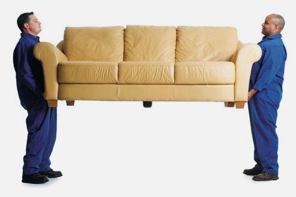 Как перевозить мебель